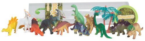D&D Distributing Nature's Creatures Dinosaurs Playset
