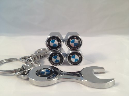 bmw-car-wheel-tyre-valve-dust-caps-covers-spanner-keying-set-of-4