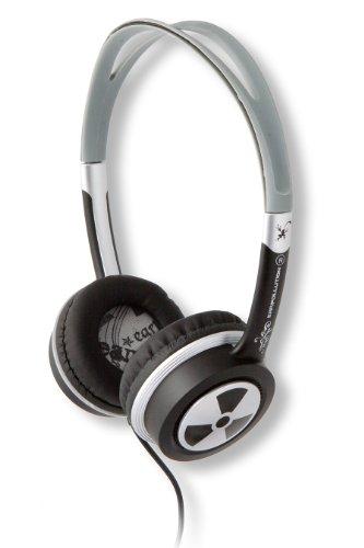 Earpollution Toxix Headphones - Silver (Ep-Tx-Silver)