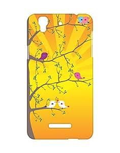Mobifry Back case cover for Micromax YU Yureka AO5510 Mobile (Printed design)