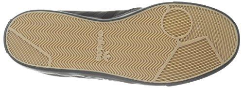 Adidas Originals Men's Seeley Lace Up Shoe, Black/Black/Dark Cinder, 8.5 M US