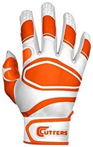 Buy Cutters Gloves Youth Power Control Baseball Batting Glove by Cutters