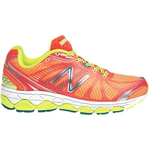 New Balance New Balance Women's W880CY3 Running Shoe, Coral/Yellow (10)