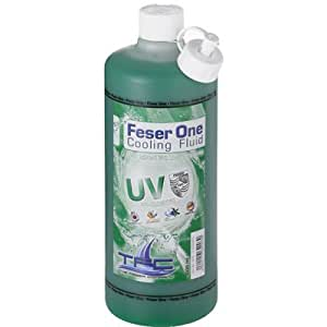 Feser One - UV GREEN - F1 - Coolant 1000mL