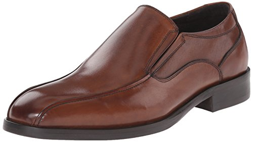 Kenneth Cole New York Men's Table Hop Slip-On Loafer,Cognac,10 M US
