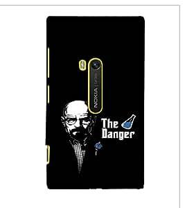 EPICCASE Breaking meth Mobile Back Case Cover For Microsoft Lumia 920 (Designer Case)