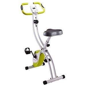Ultrasport Vélo d'appartement pliable 150