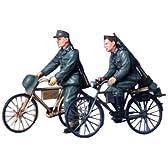 タミヤ 1/35 MM ドイツ自転車セット 35240