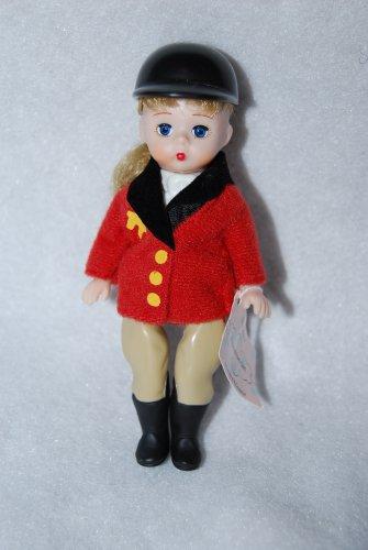 2005 McDonald's Equestrian Girl #9 Madame Alexander Doll - 1