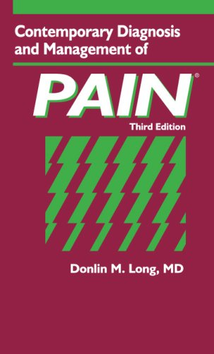 Contemporary Diagnosis and Management of Pain, Donlin M. Long