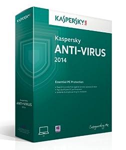 Kaspersky Anti-Virus 2014 (3 PC, 1 Year subcription) (PC)
