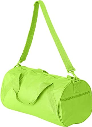 Liberty Bags Barrel Duffle Bag. 8805 - One Size - Safety Green