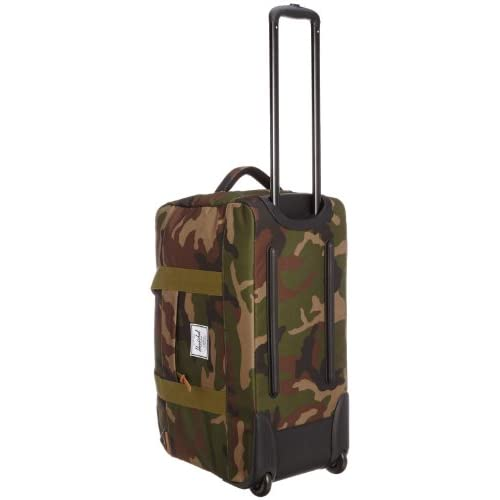 [ハーシェルサプライ] Herschel Supply Wheelie Outfitter 10103-00334-OS Woodland Camo/Orange Rubber (Woodland Camo/Orange Rubber)