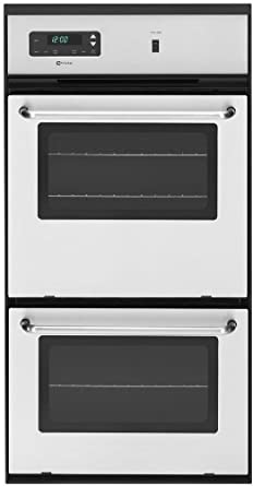 """Maytag CWG3600AAS 24"""" Stainless Steel Gas Double Wall Oven"""