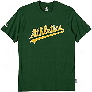 Adult X-Large 100% Polyester Crewneck Oakland Athletics Officially Licensed MLB... by Majestic