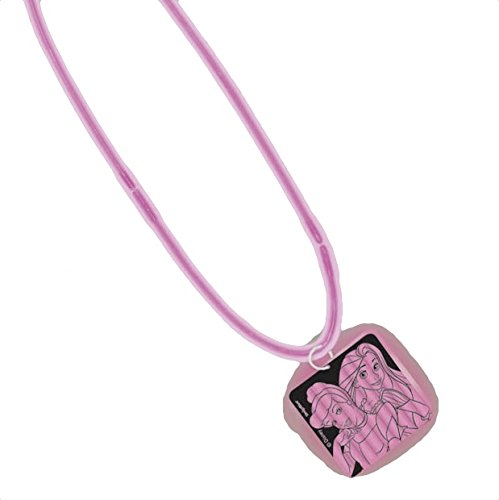 Disney Princess Glow Necklace with Pendant