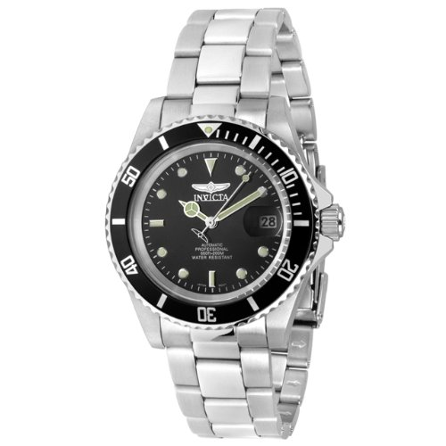 Invicta Men's 8926C Pro Diver Collection Coin-Edge Automatic Watch