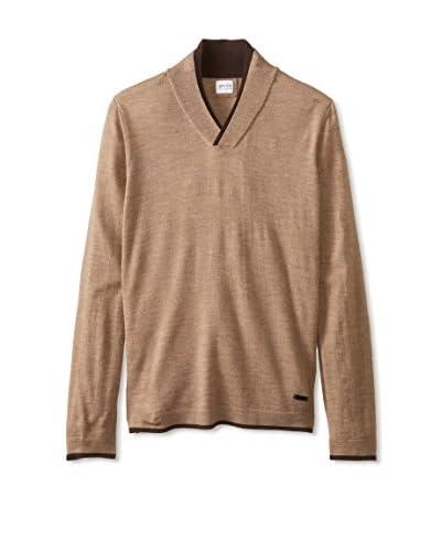 Armani Collezioni Men's V-Neck Sweater