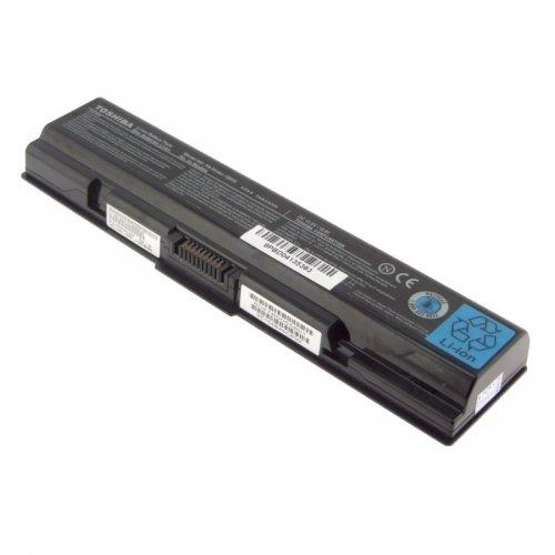 Original Akku PA3534, LiIon, 10.8V, 4000mAh, schwarz für Toshiba Satellite L500-208