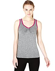 Active Performance Moulded Cup Vest Top