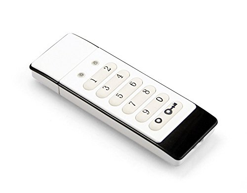 16GB-Secure-USB-20-Flash-Drive-Keypad-Lock-AES-256-bit-Hardware-Off-line-Encryption