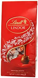 Lindt LINDOR Milk Chocolate Truffles, 13.5 Ounce