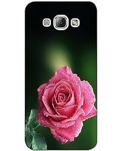 Hugo Samsung Galaxy A8 Back Cover Hard Case Printed