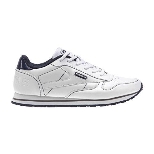 Kelme Victory, Sneaker donna Multicolore Blanco / Marino EU 45