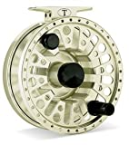 Tibor Riptide Fly Reel Satin Gold