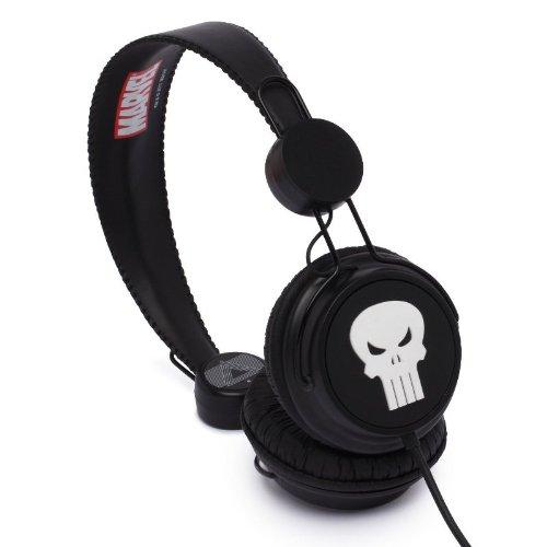 Coloud Marvel Punisher B22 Over Ear Headphones Black [00150662]