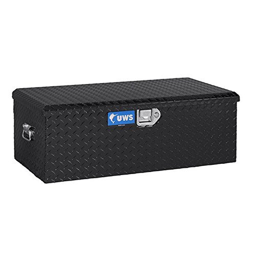 uws-foot-locker-blk-black-foot-locker-chest-with-end-pull-handles-and-beveled-insulated-lid-by-uws