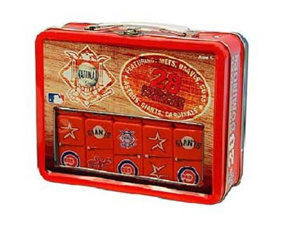 Sababa Toys Major League Baseball Dominoes - National League - 1