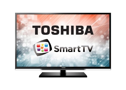 Toshiba 40RL953B 40-inch Widescreen Full HD 1080p LED Smart TV with Freeview HD (New for 2012)
