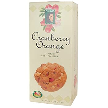 Nikki's Cranberry Orange Cookies