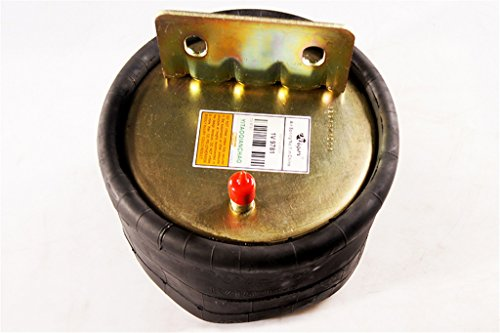 Tekmov Natural Rubber Truck Air bag Air Spring Rolling Lobe Trailer Air Suspension Air Ride for Freightliner Truck Axle OE#: 681-320-0017 / A16-14004-000 / W01-358-9781 / 910S-16A382
