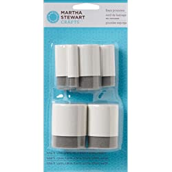 Martha Stewart Crafts Foam Pouncers, 32243 (Set of 6)