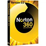 Norton 360 - ( v. 5.0 ) - complete package - 3 PC in one household - CD - Win...