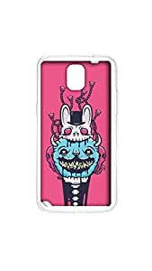 Funny Ghost Stylish Designer Mobile Case/Cover For Samsung Galaxy Note 3