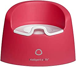 Intelligent Potty with Voice Recording for Potty Training Babies Red
