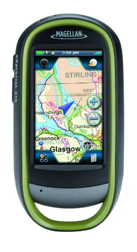Magellan eXplorist 610 2011 Waterproof Handheld Hiking GPS