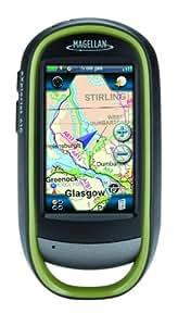 Navigation GPS MAGELLAN EXPLORIST 610 NOIR