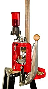 Lee Precision Load Master 9-mm Luger Reloading Pistol Kit (Red)