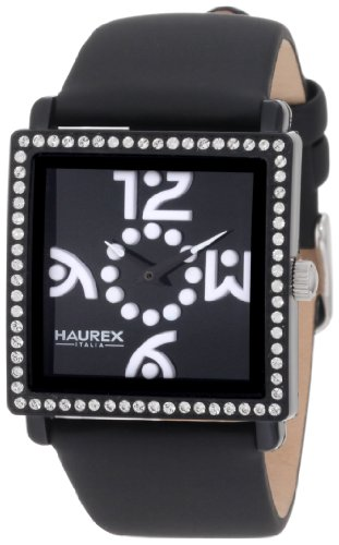 Haurex Italy Ladies'Watch XS Analogue NF369DNW Diverso PC Leather