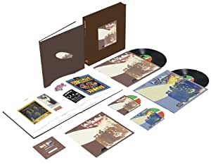 Led Zeppelin II - Super Deluxe Edition (Coffret 2 CD + 2 Vinyles)