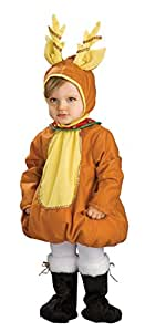 Rubie's Costume Festive Reindeer Child Costume