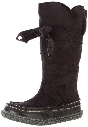Roxy Women's Tomahawk Knee-High Boot,Black,6.5 B US