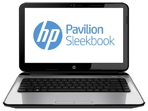 HP Pavilion 14-b110us 14-Inch Sleekbook (Silver)