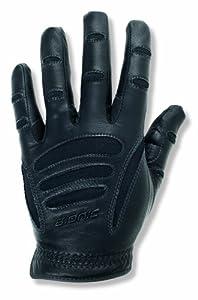 Bionic Men's Black Driving Gloves