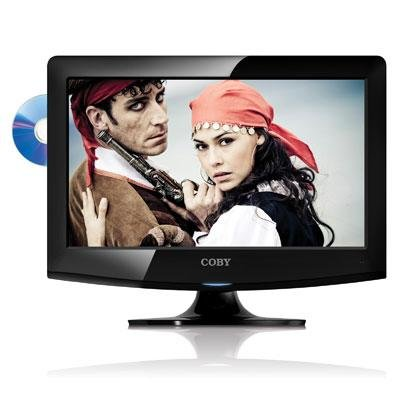 15 In. Class 720P Led Hdtv With Dvd Player