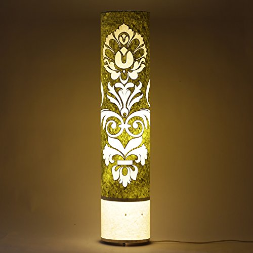 craftter-engineered-design-green-and-white-35-inch-long-cylinderical-cylinderical-artistic-floor-lam